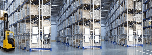 mobile signal boosters for warehouses