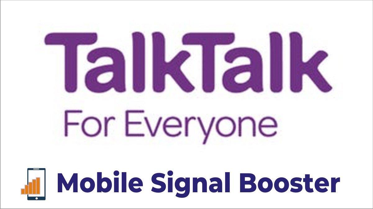 best talktalk mobile signal booster for uk customers in 2020