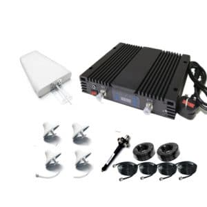 900/1800 Dual Band Mobile Signal Booster 5000sqm